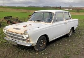 Cortina Mk1 delar