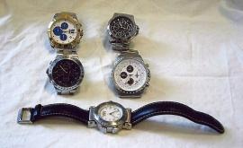 5 st klockor