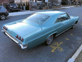 mobile_CHEVROLET IMPALA HT SS