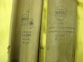 Opel 1953-56 NOS tröskellister