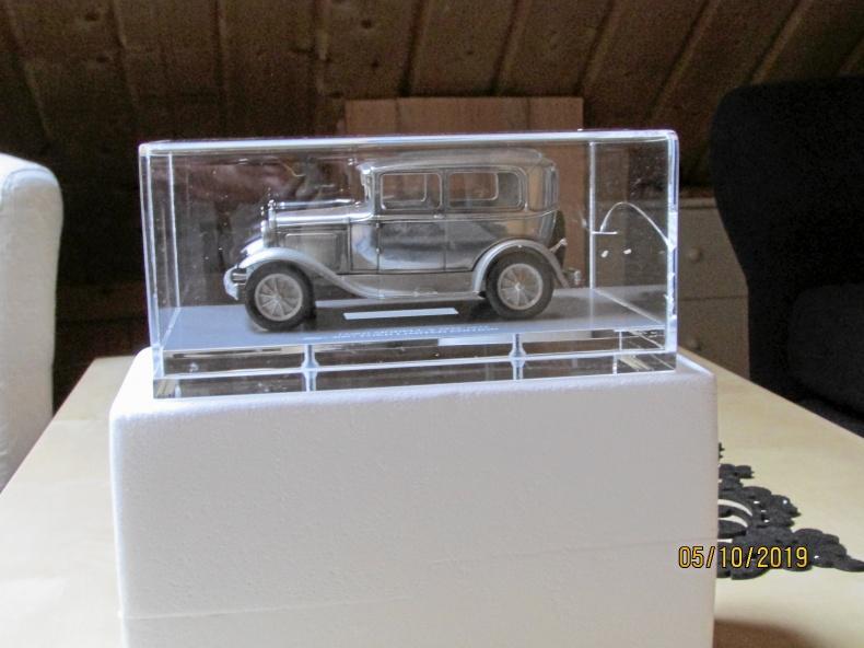 Bilmodell A-Ford
