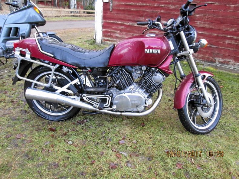 Yamaha Xv1000