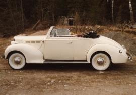 Packard cab