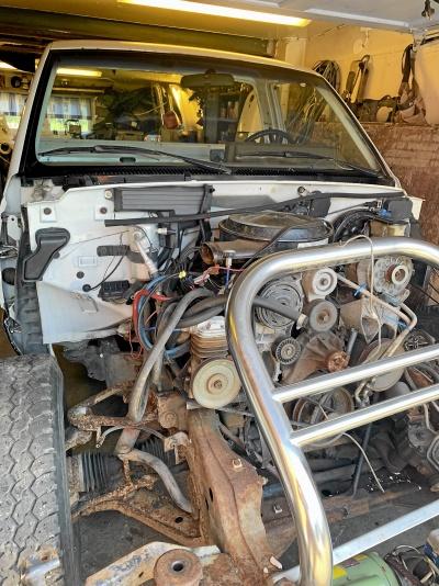 Chevrolet Silverado Projekt 4X4 C-Reg